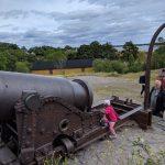 スオメンリンナ 大砲